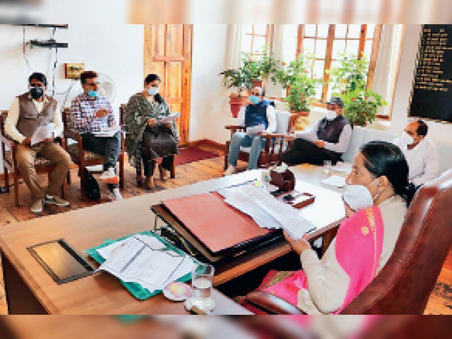जिम और कैमिस्ट शाॅप काे मिल सकती है कूड़े के बिलाें में राहत|शिमला,Shimla - Dainik Bhaskar