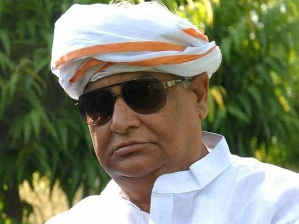 बीजेपी के राज्यसभा सांसद डॉ. किरोड़ीलाल मीणा (फाइल फोटो) - Dainik Bhaskar