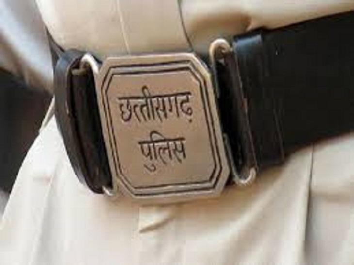 मुम्बई से बैठकर छत्तीसगढ़ के पुलिस कर्मी के साथ ठगी, फिर हेड कांस्टेबल ने अपने ही थाने में लिखवाई FIR|बालोद,Balod - Dainik Bhaskar