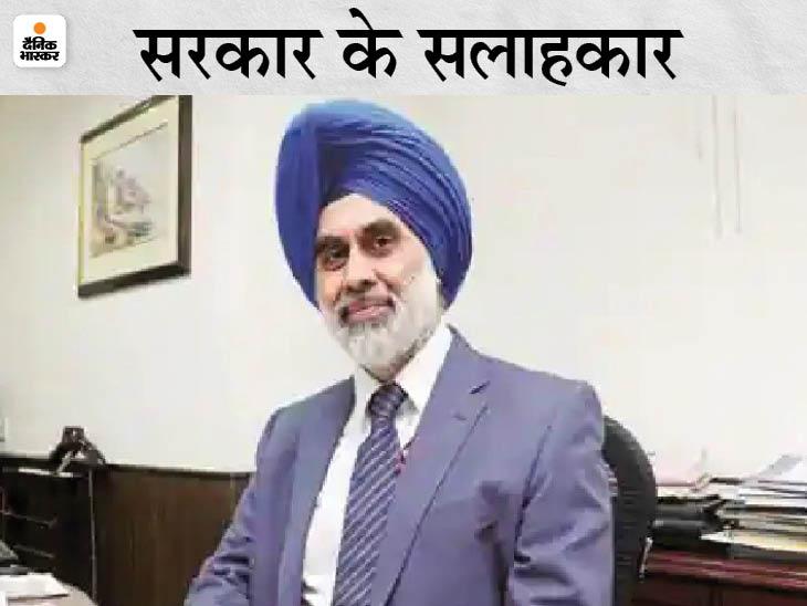 पूर्व IAS अधिकारी को बनाया UDH का सलाहकार; एक रुपए मानदेय लेकर देंगे राय|जयपुर,Jaipur - Dainik Bhaskar