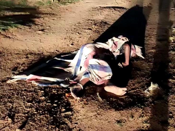 विवाद के बाद फोड़ दिया सास का सिर; डॉक्टर के पास लेकर गया बेटा तो केरोसीन डालकर खुद को लगा ली आग|छत्तीसगढ़,Chhattisgarh - Dainik Bhaskar