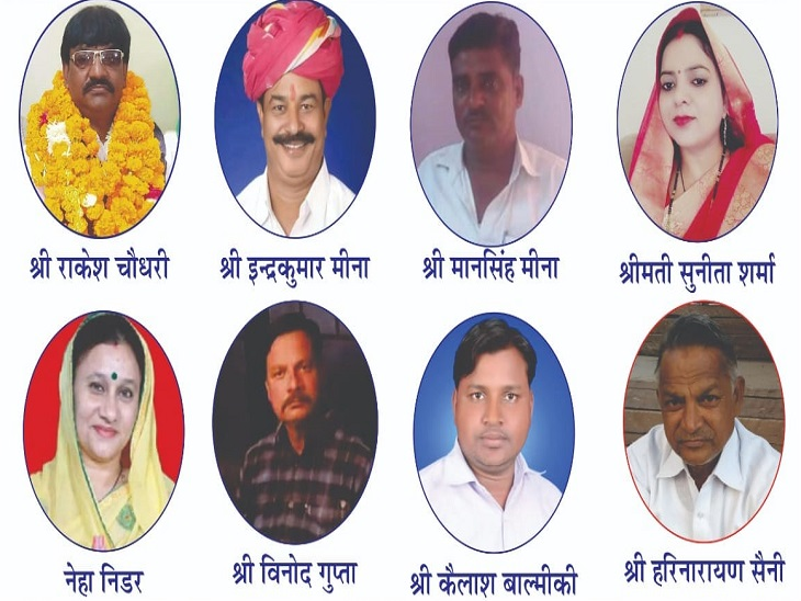 शहरी वोटरों पर कांग्रेस की नजर, नगर परिषद चेयरमैन पति को मनोनीत पार्षद बनाने पर दबे पांव उभर रहे असंतोष के सुर|दौसा,Dausa - Dainik Bhaskar