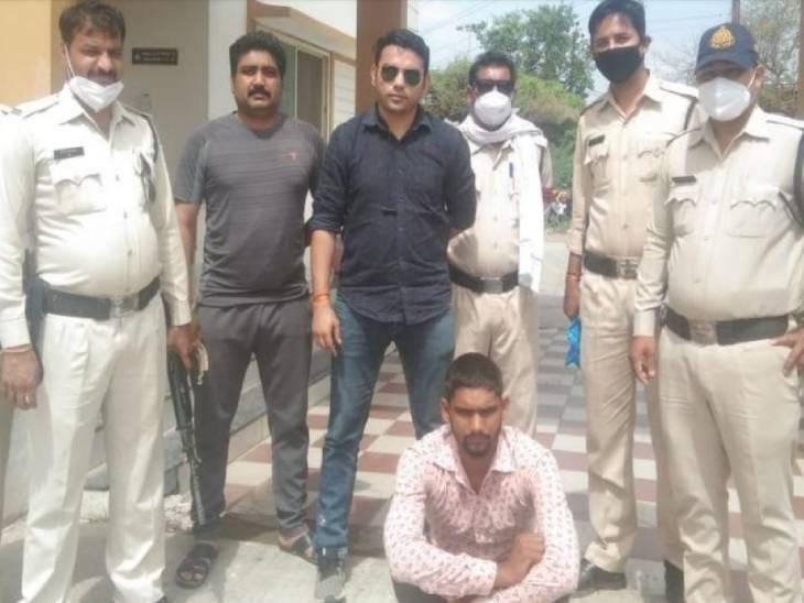 राजस्थान के युवक ने उज्जैन की महिला से पहले फेसबुक पर की दोस्ती, फिर अश्लील फोटो वायरल करने का दे रहा था धमकी, वकीलों ने पीटा|उज्जैन,Ujjain - Dainik Bhaskar
