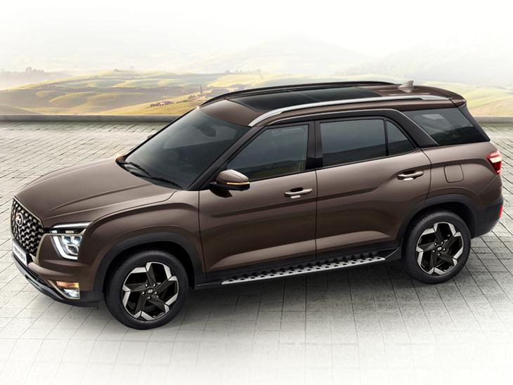 भारत में आज लॉन्च होगी 7-सीटर SUV, 2 इंजन और 3 वैरिएंट के ऑप्शन मिलेंगे; जानिए स्पेसिफिकेशन और कीमत|टेक & ऑटो,Tech & Auto - Dainik Bhaskar