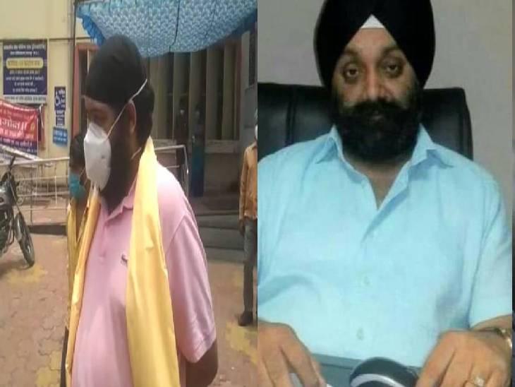सरबजीत माेखा व बेटा हरकरण सिंह जेल में हैं। मोखा के एनएसए पर भी एडवाइजरी बोर्ड की मुहर लग गई है।