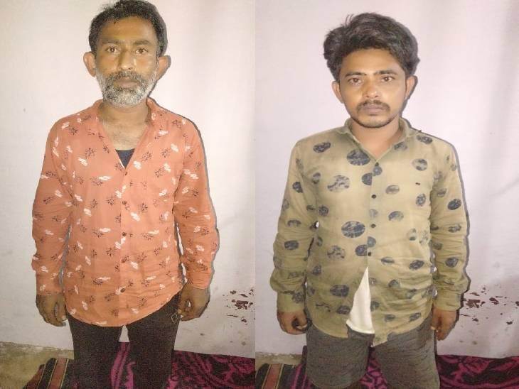 दिल्ली से आए थे जबलपुर में पेंट-पुट्टी का काम करने, कालीमठ में किराए से कमरा भी ले लिए थे|जबलपुर,Jabalpur - Dainik Bhaskar