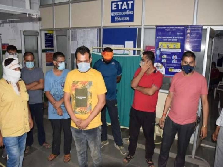 सिटी अस्पताल के दवा कर्मी देवेश की रिमांड अपील खारिज, फिर कोशिश करेगी एसआईटी|जबलपुर,Jabalpur - Dainik Bhaskar