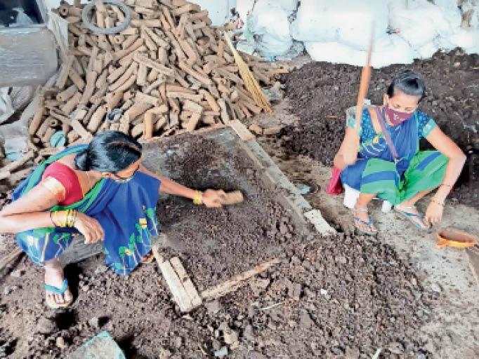 कचरे से बनी वर्मी कंपोस्ट खाद की होगी होम डिलवरी, कोई अतिरिक्त चार्ज नहीं जगदलपुर,Jagdalpur - Dainik Bhaskar