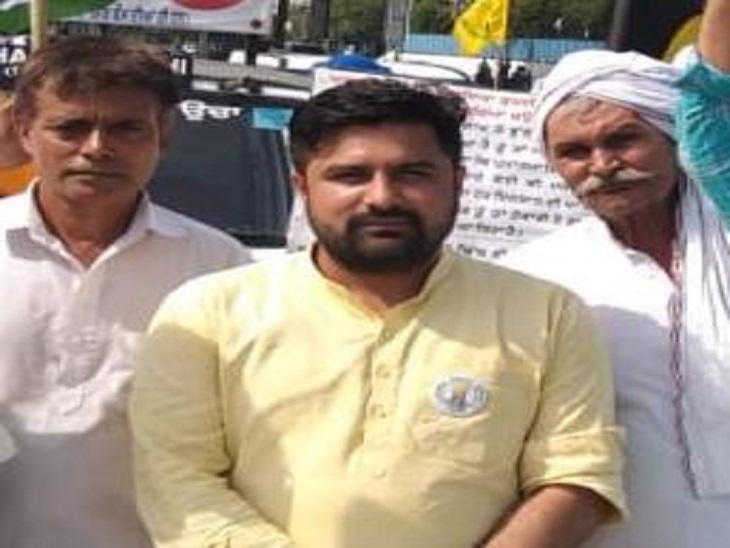 भाकियूजिलाध्यक्ष ने साथियों संग मिल पत्रकार को पीटा, दो दिन पहले भी जनप्रतिनिधियोंको धमकी देने का हुआ था केस दर्ज|पानीपत,Panipat - Dainik Bhaskar