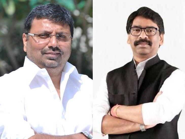 12वें मंत्री पद पर जारी खींचतान के बीच BJP के निशिकांत ने कहा- हेमंत सोरेन जी अब कांग्रेस से परेशान; रामेश्वर उरांव भी दिल्ली में जमे हुए हैं|रांची,Ranchi - Dainik Bhaskar