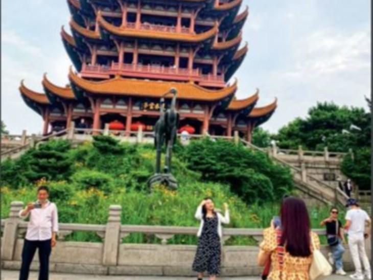 चीन के जिस शहर से दुनिया में कोरोना फैला, वहां आज हर तरफ शांति; संक्रमण भी पूरी तरह काबू|विदेश,International - Dainik Bhaskar