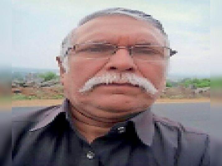 प्रमोद मेहता - Dainik Bhaskar