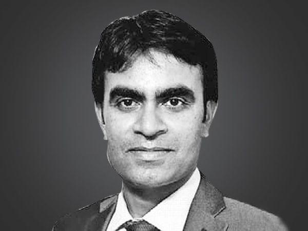 डॉ चन्द्रकांत लहारिया, जन नीति और स्वास्थ्य तंत्र विशेषज्ञ - Dainik Bhaskar