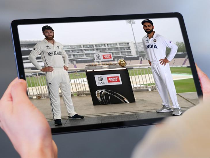 भारत-न्यूजीलैंड मैच का लाइव टेलीकास्ट कैसे देखें और इसके लिए फोन पर कौन सा रिचार्ज कराएं? जानिए सबकुछ टेक & ऑटो,Tech & Auto - Dainik Bhaskar