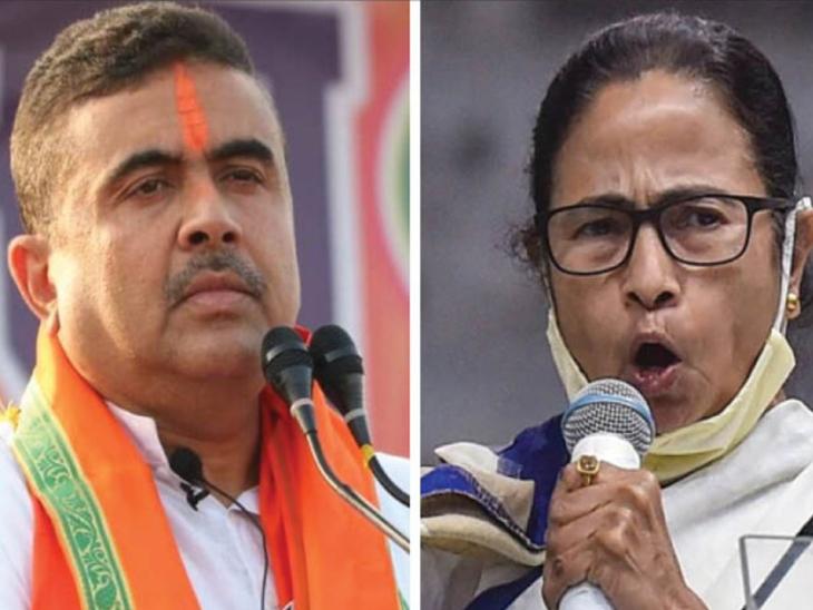 कलकत्ता हाईकोर्ट में सुनवाई टली; नंदीग्राम में BJP के शुभेंदु अधिकारी से मिली हार को ममता बनर्जी ने दी है चुनौती|देश,National - Dainik Bhaskar