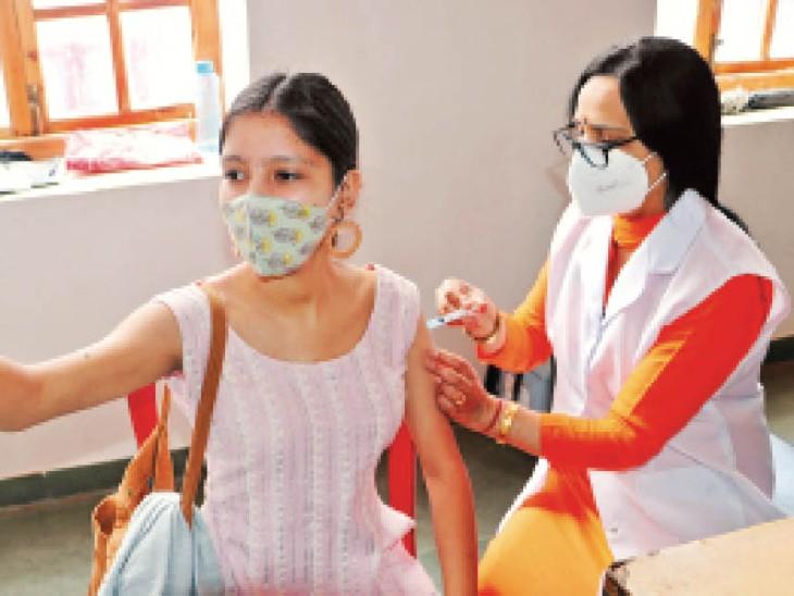 हिमाचल में टीकाकरण के लिए स्वास्थ्य विभाग ने दो श्रेणियां बनाईं, 30 जून तक रहेगी नई व्यवस्था|शिमला,Shimla - Dainik Bhaskar