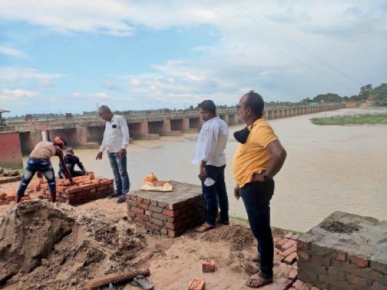 गंगा दशहरा पर बनारस के तर्ज पर हाेगी कमला आरती|मधुबनी,Madhubani - Dainik Bhaskar