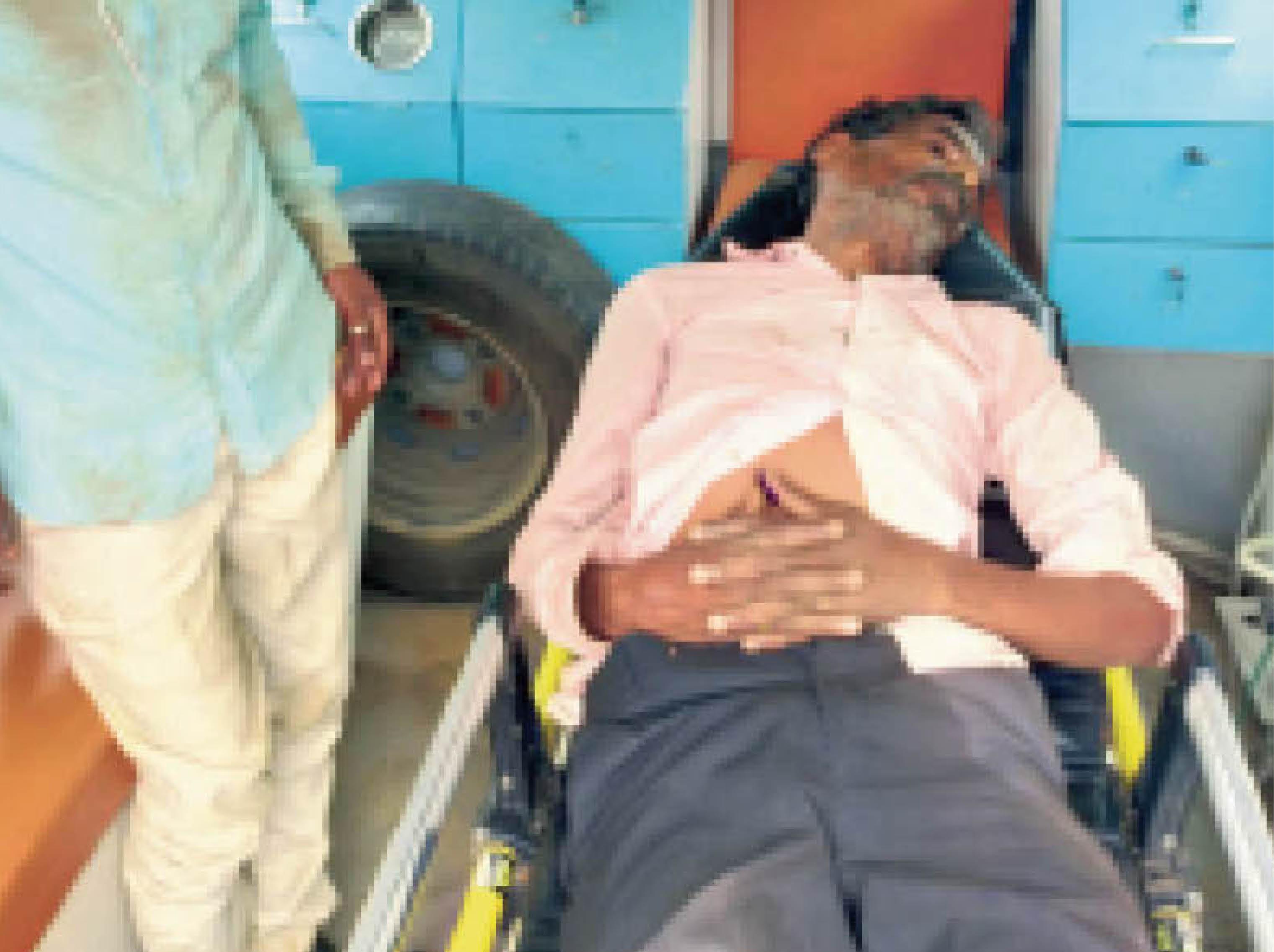 जुल्म की पंचायत... ओझागुनी का आरोप लगा दो लोगों को रस्सी से बांधकर पीटा, एक की मौत|गढ़वा,Garhwa - Dainik Bhaskar