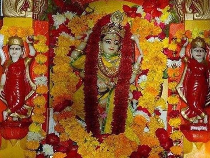 श्री पीतांबरा पीठ मंदिर पर 19 जून से दर्शन शुरू होंगे। - Dainik Bhaskar