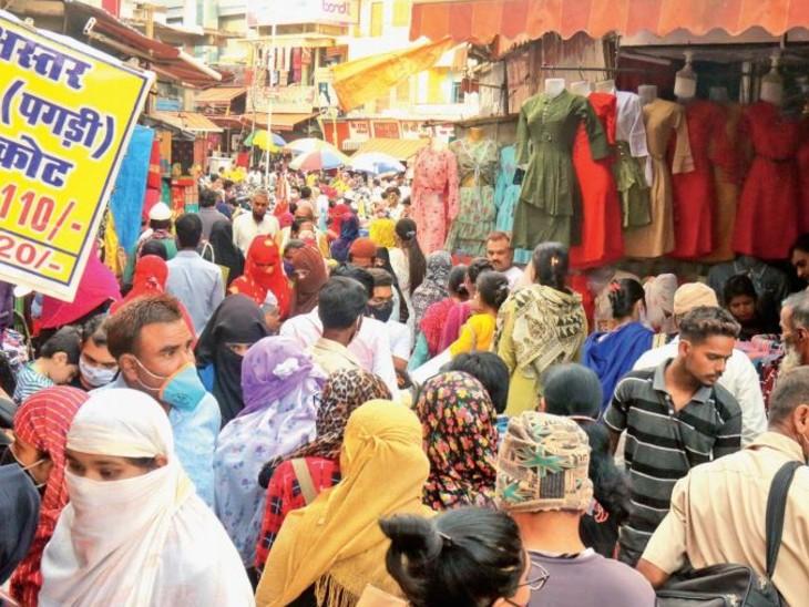 प्रदेश में नए केस 98% तक कम, पर मौतें अप्रैल की तुलना में दोगुनी हो रहीं|भोपाल,Bhopal - Dainik Bhaskar