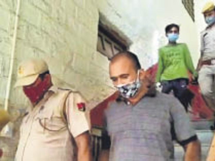 प्रतिबंधित नशीली दवाओं की तस्करी मामले में मुख्य आरोपी मूंदड़ा व साजिद को भेजा जेल|अजमेर,Ajmer - Dainik Bhaskar