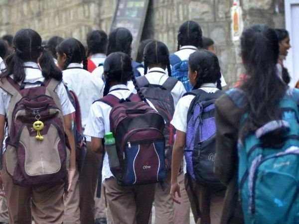 सरकारी स्कूलों में आठवीं तक के 60 लाख छात्रों को ड्रेस फ्री|जयपुर,Jaipur - Dainik Bhaskar