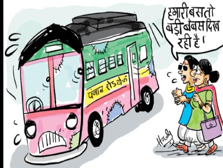 अप्रैल माह के करीब 29.29 करोड़ और मई के 18 करोड़ से ज्यादा रुपए की अदायगी नहीं की गई है। - Dainik Bhaskar