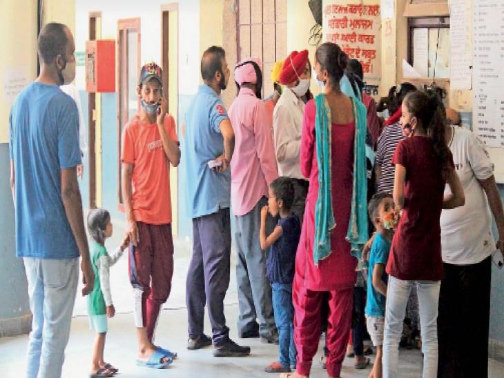 दूसरी लहर बच्चों के लिए रही खतरनाक, एमआईएस-सी के 10 बच्चे अस्पताल में, 9 साल के मासूम की मौत जालंधर,Jalandhar - Dainik Bhaskar