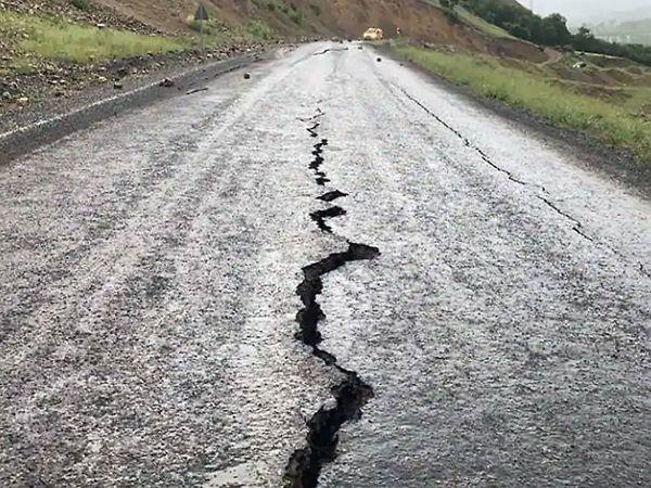 असम, मणिपुर और मेघालय में महसूस हुए भूकंप के झटके, रिएक्टर स्केल पर सबसे अधिक तीव्रता 4.1 दर्ज|देश,National - Dainik Bhaskar
