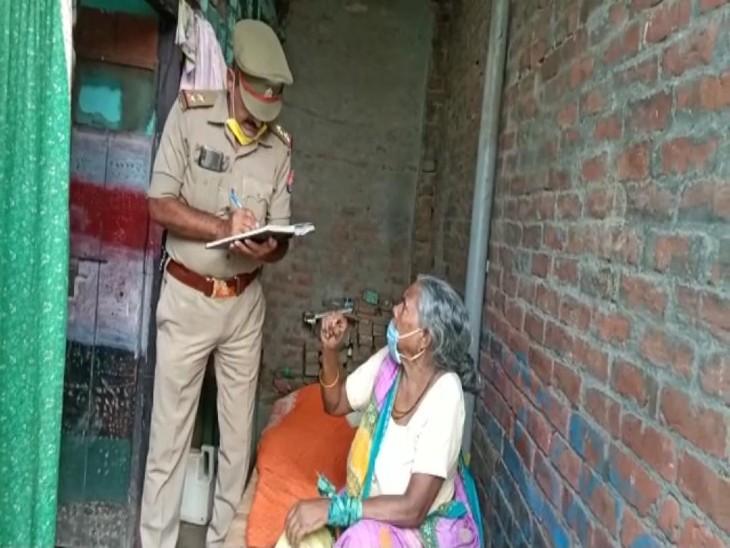 शराब के नशे में पड़ोसियों ने युवक को बेरहमी से पीटा, पुलिस ने दो आरोपियों को हिरासत में लिया लखनऊ,Lucknow - Dainik Bhaskar