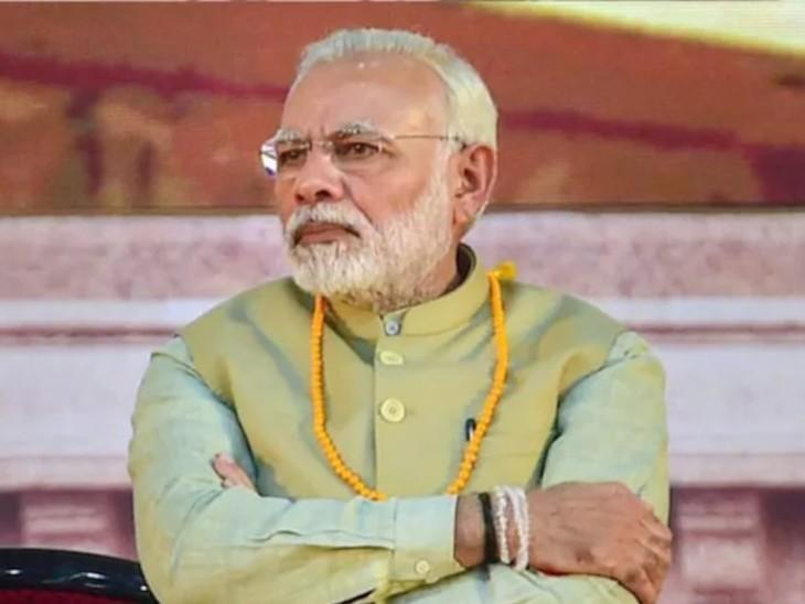 अयोध्या में मोदी की तस्वीर एडिट कर वायरल की, आरोपी के खिलाफ मुकदमा दर्ज, पुलिस ने तलाश शुरू की|अयोध्या,Ayodhya - Dainik Bhaskar
