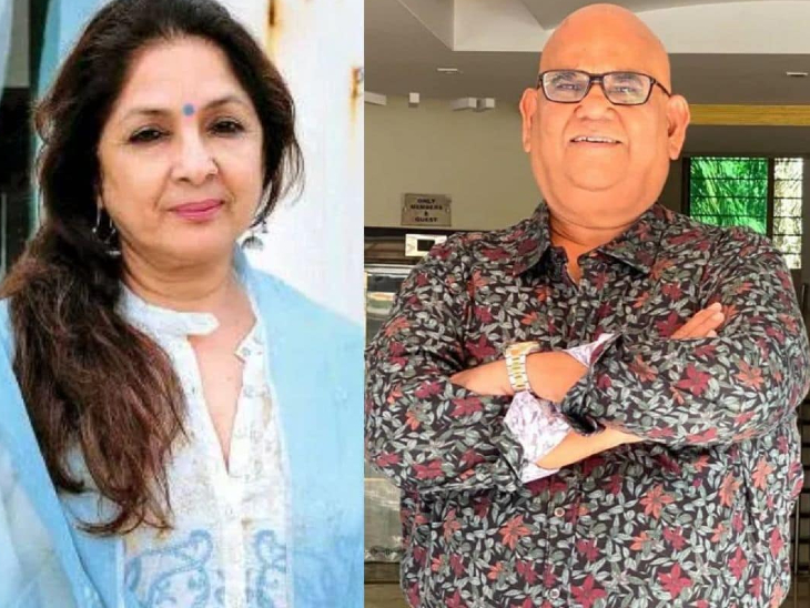 सतीश कौशिक ने बताई वजह- आखिर क्यों बिना शादी प्रेग्नेंट हुईं नीना गुप्ता से करना चाहते थे शादी|बॉलीवुड,Bollywood - Dainik Bhaskar