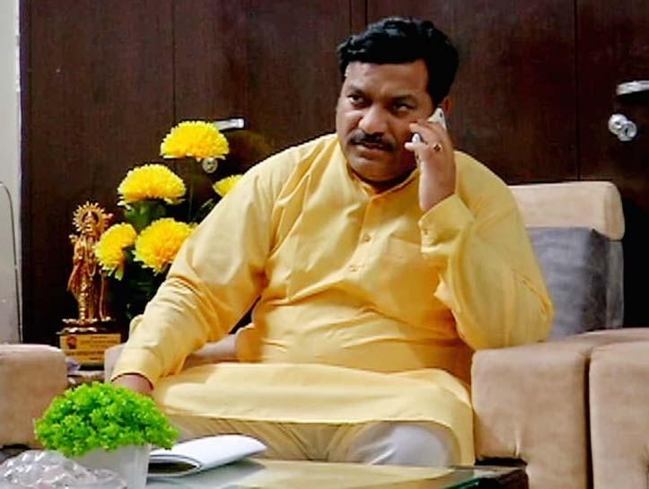 वेदप्रकाश सोलंकी बोले- फोन टैपिंग का सच भी सामने आएगा,जिन विधायकों के फोन टैप हुए वे सीएम को बता चुके, मुझसे पूछा जाएगा तो पूरी जानकारी दे दूंगा|जयपुर,Jaipur - Dainik Bhaskar