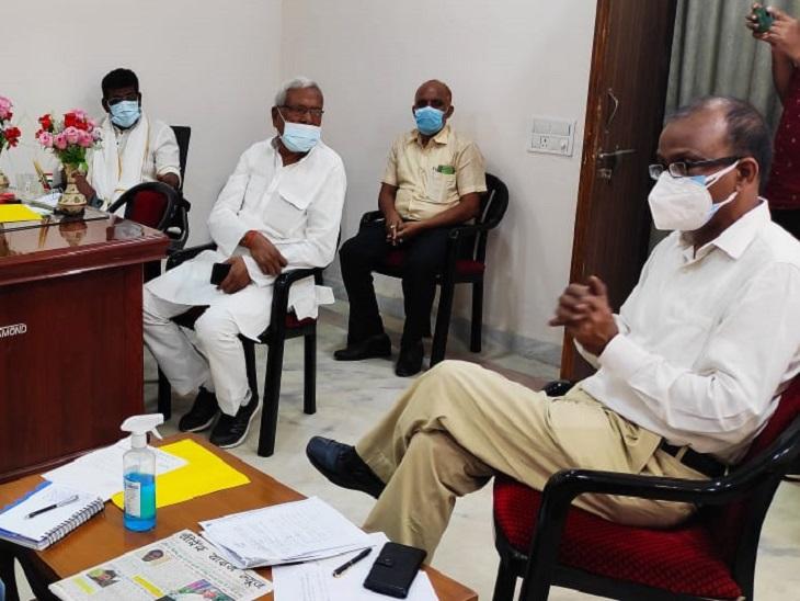 सबसे उपेक्षित पुस्तकालय समिति का पहला प्रतिवेदन प्रस्तुत करने की तैयारी शुरू, माले विधायकों ने किया एक्टिव|बिहार,Bihar - Dainik Bhaskar