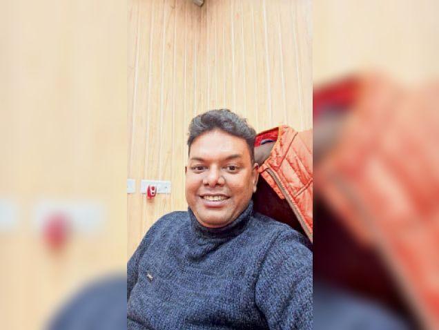 पंकज - Dainik Bhaskar