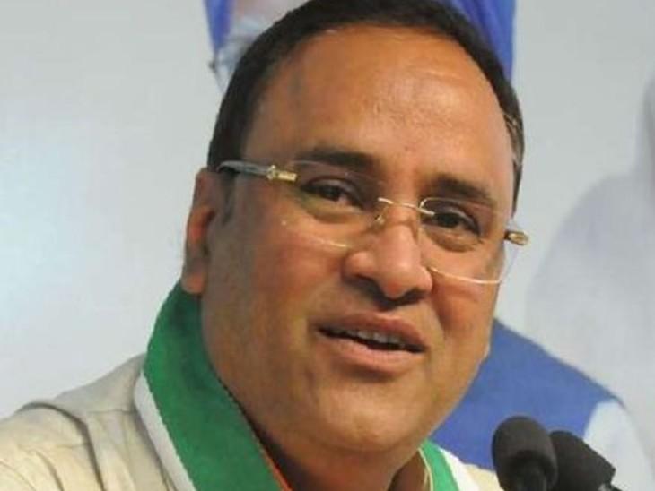 पूर्व केंद्रीय मंत्री अरुण यादव - Dainik Bhaskar