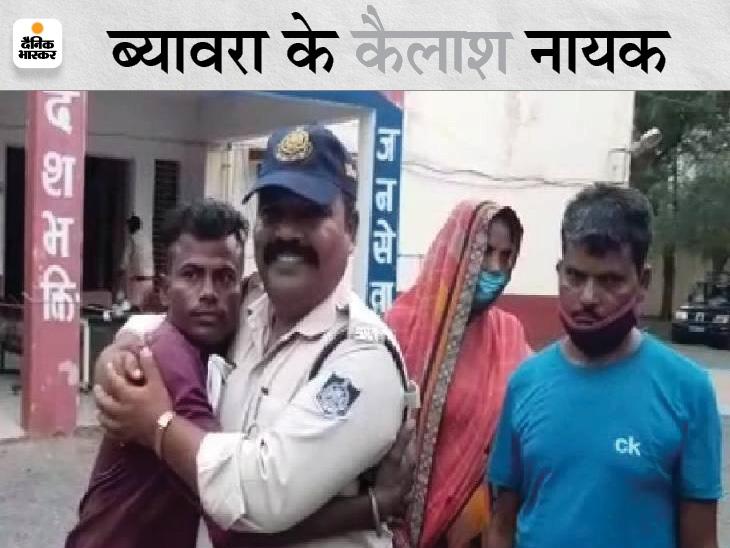 10 साल से भटक रहा था मूक बधिर युवक; कांस्टेबल अपने घर लाए, आठ महीने बाद बिहार में पूरी हुई तलाश|राजगढ़ (भोपाल),Rajgarh (Bhopal) - Dainik Bhaskar