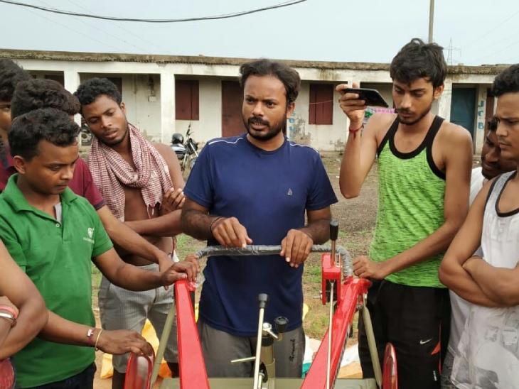 साल 2013 में IIT खड़गपुर से एमटेक करने के बाद विशाल ने तीन साल तक नौकरी की। इसके बाद फार्मिंग में उतर आए।