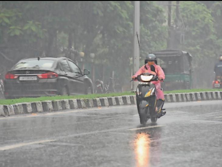 जून में 12 साल का रिकॉर्ड टूटाअब तक 200% ज्यादा बारिश, 24 जून तक हर रोज बारिश के आसार धनबाद,Dhanbad - Dainik Bhaskar