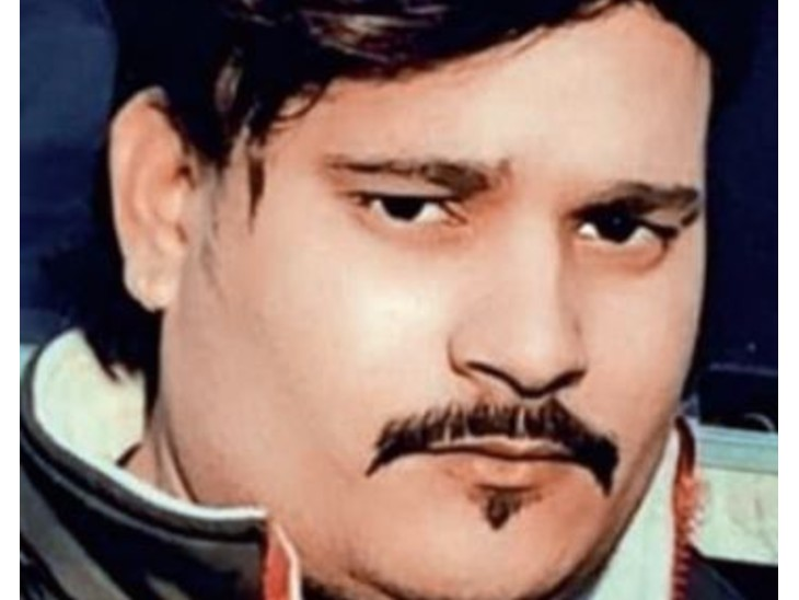 मृतक राघवेंद्र - Dainik Bhaskar