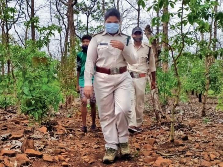 अपराध रोके और माफियाओं को जेल भेजा, 5 महीने में 6 FIR भी कराईं; कई बार बाघ, तेंदुआ से हो चुका सामना|भोपाल,Bhopal - Dainik Bhaskar