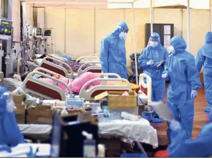 कोरोना में 11 डॉक्टर्स की मौत हुई, पर 15 हजार डॉक्टरों को नहीं मिला कैडर|जयपुर,Jaipur - Dainik Bhaskar