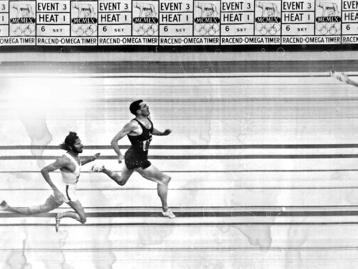 गोल्ड और सिल्वर का फैसला भी फोटो फिनिश से हुआ था। मिल्खा सिंह (भारत) 45.6 सेकेंड नेशनल रिकॉर्ड - Dainik Bhaskar