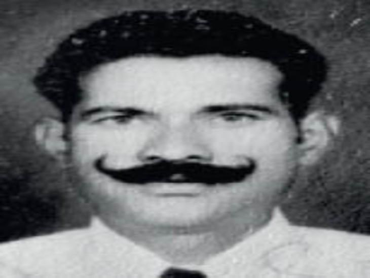 स्व. फौजी गंगाराम, 1965 और 71 के युद्ध में लड़े, 43 साल पहले रिटायर; 15 साल पूर्व निधन, सेना ने दिया रक्षा मेडल|जैतसर,Jetsar - Dainik Bhaskar