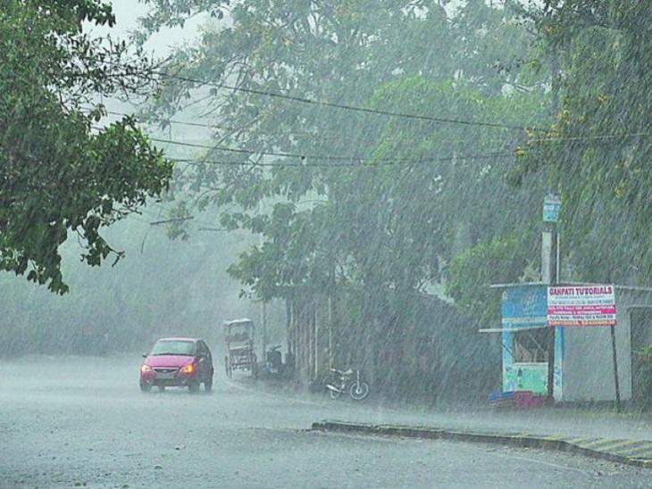 सभी 38 जिलों में मध्यम, एक-दो जगहों पर भारी बारिश का अनुमान; 12-19 जून के बीच 149% अधिक हुई बारिश|बिहार,Bihar - Dainik Bhaskar