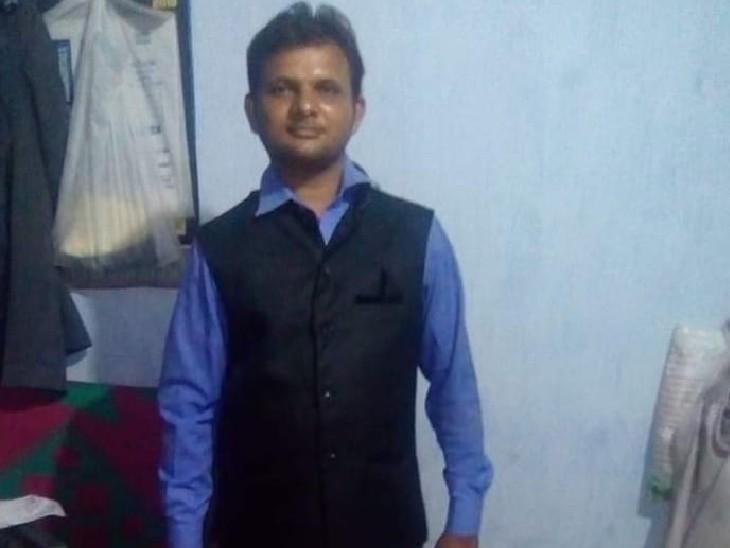 औरंगाबाद में हाइवा ने बाइक सवार को कुचला, मौत; भाई का आरोप- साजिश के तहत भाई को मारा गया, मामले की हो जांच|औरंगाबाद (बिहार),Aurangabad (Bihar) - Dainik Bhaskar