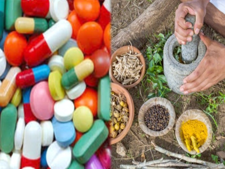आधुनिक चिकित्सा की कोई भी पद्धति पूरी तरह कारगर नहीं, एलोपैथी में सिर्फ 17 बीमारियों का प्रामाणिक इलाज|देश,National - Dainik Bhaskar