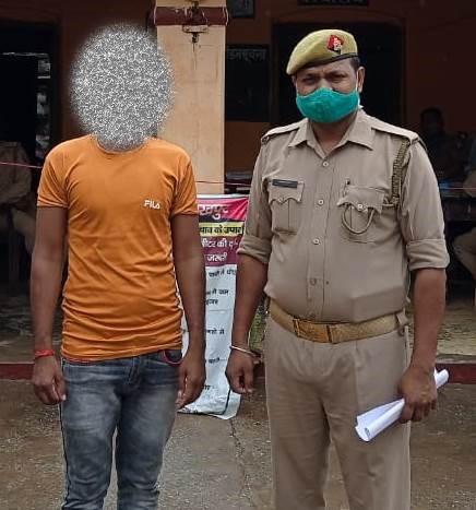 6 महीने से रेप पीड़िता थाने से लेकरएडीजी तक के लगा रही थी चक्कर, नहीं मिला न्याय तो सीएम दरबार में लगाई गुहार...पुलिस ने फौरन आरोपी को गिरफ्तार कर जेल भेजा|गोरखपुर,Gorakhpur - Dainik Bhaskar