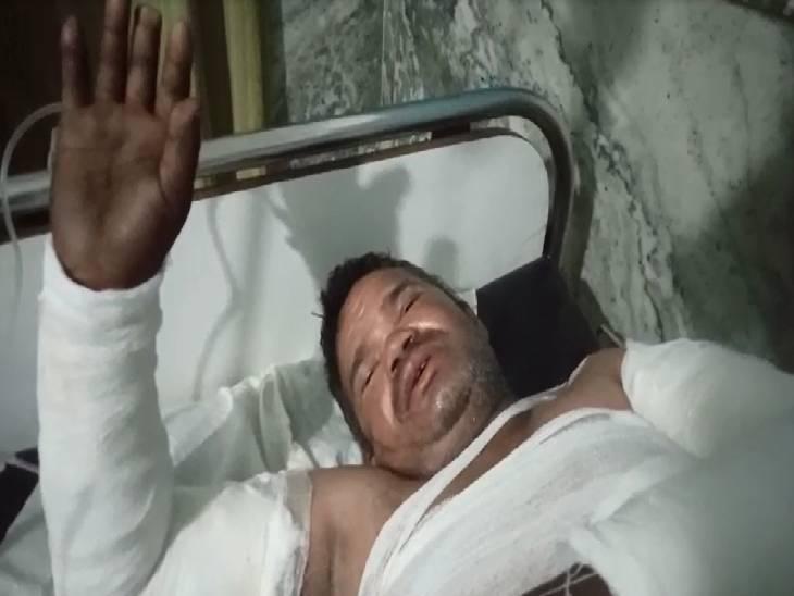बिजनौर में लापरवाही से हुआ हादसा, एक की मौत, मालिक ने नहीं ली अब तक पीड़ितों की खबर; पहले भी हुए है हादसे मेरठ,Meerut - Dainik Bhaskar