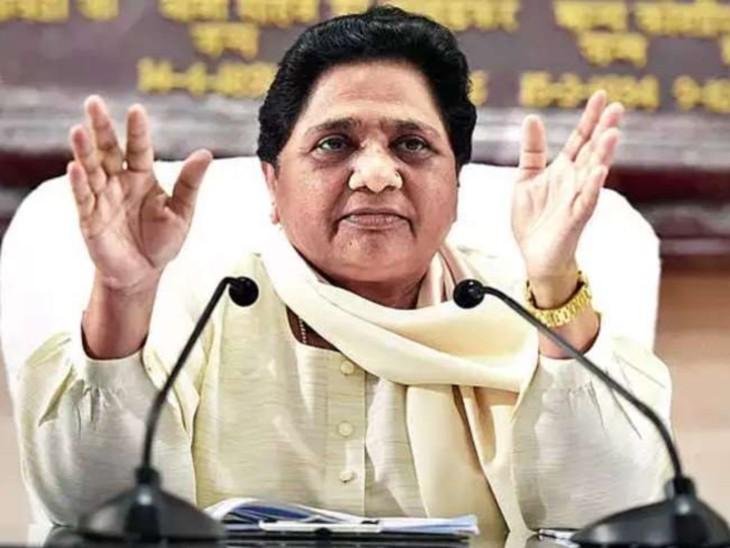 मायावती के 6 विधायक अखिलेश यादव से मिले, चार नेता भी सत्ताधारी भाजपा के संपर्क में हैं|देश,National - Dainik Bhaskar